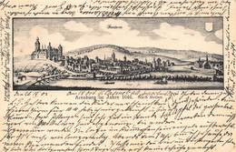 ARNSBERG GERMANY~im JAHRE 1646~1902 POSTMARK-J LOWENTHAL PUBLISHED ARTIST DRAWN POSTCARD 40489 - Arnsberg
