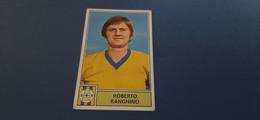 Figurina Calciatori Panini 1971/72 - Ranghino Verona - Edizione Italiana