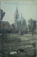 Halle-Hal Le Sanctuaire De Notre-Dame (couleur) - Halle