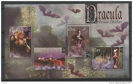 Irlande 1997 Bloc  N°26 Centenaire De Dracula - Blocchi & Foglietti