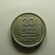 Algeria 20 Francs 1956 - Algeria