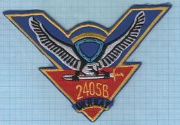 UKRAINE / Patch Abzeichen Parche Ecusson / Peacekeeping Forces 240 Separate Battalion Airborne Special Forces . - Ecussons Tissu