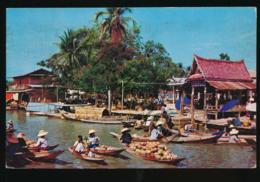 Thailnad - Floating Market [AA43-0.165 - Tailandia
