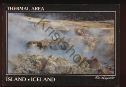 Island - Iceland - Thermal Area [AA43-0.240 - Iceland