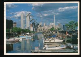 USA - Unusual View Of Twin Towers - New York [AA43-0.613 - Sin Clasificación