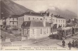 Isère . La Tronche . Hôpital Militaire De Grenoble . - La Tronche