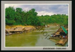 Thail;and - Riverkwai - Kwae Yai - Kanjanaburi [AA43-0.946 - Tailandia
