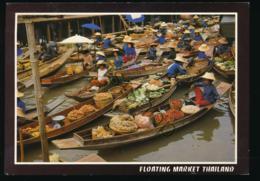 Thailand - The Floating Market At Damnersaduok In Rajchaburi [AA43-0.950 - Tailandia