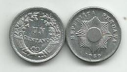 Peru 1 Centavo 1959. High Grade - Peru