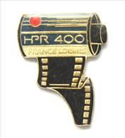 Pin's FRANCE LOISIRS - HPR 400 - Pellicule Photo Argentique  - I252 - Fotografie