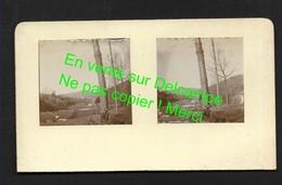 Vue De Moyenmoutier Canton De Raon L'Étape & Saint Dié Vosges - Photos Stéréoscopiques 4X4 Cm (No CP) - Raon L'Etape