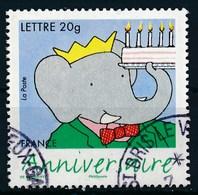 France - Timbre Pour Anniversaire - Babar YT 3927 Obl. - France