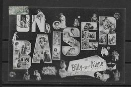 02 BILLY SUR AISNE BAISER - France
