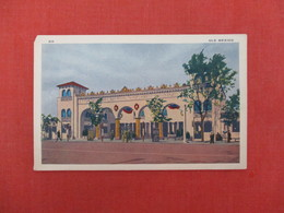 Old Mexico   1933 Chicago Worlds Fair       Ref 3325 - Exhibitions