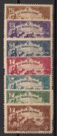 Tunisie - 1928 - N°Yv. 147 à 153 - Série Complète - Neuf  Luxe ** / MNH / Postfrisch - Tunisie (1888-1955)