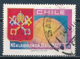 °°° CILE CHILE - Y&T N°497 - 1978 °°° - Cile