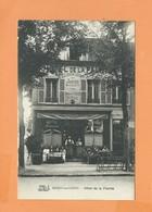 CPA - MORET SUR LOING - Hotel De La Palette - Restaurant - Moret Sur Loing