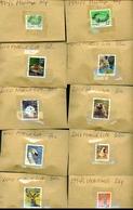 IRELAND - 100 Different X 100 Postage Stamps - Bundleware - Packet Material - Ireland