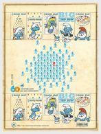 Belgium 2018 - 60 Smurf Years Souvenir Sheet Mnh - Bélgica