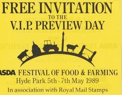 Festival Of FOOD & FARMING - Tickets D'entrée