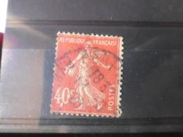 FRANCE TIMBRE YVERT N° 194 - Oblitérés