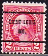 USA Precancel - SAINT LOUIS  MO. - Etats-Unis