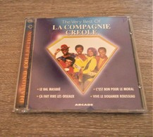 Album Compagnie Créole ( The Best ) - Disco, Pop