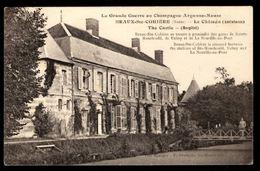 51 - BRAUX SAINTE COHIERE - Le Château - France
