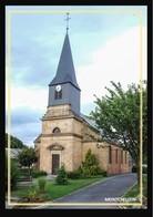 08  MONTCHEUTIN    .... L'église - France