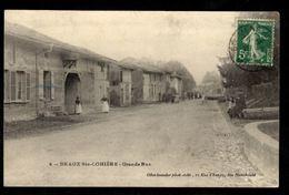 51 - BRAUX SAINTE COHIERE - Grande Rue - France