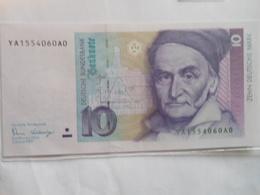 Deutschland 10 Mark 1989, Ro-292b, Unc. - 10 Deutsche Mark
