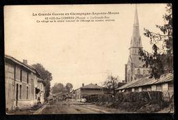 51 - BRAUX SAINTE COHIERE - La Grande Rue - France