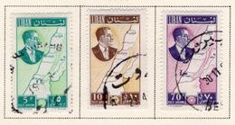 1961 - LIBANO - LEBANON - Mi. Nr. 704/706 - USED -  (S03052019.....) - Liban