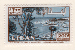 1961 - LIBANO - LEBANON - Mi. Nr. 707 - LH -  (S03052019.....) - Libano