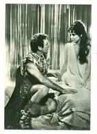 Elizabeth Taylor Richard Burton Kleopatra Ca 1970 - Schauspieler