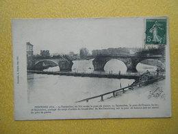PONTOISE. La Guerre De 1870. - Pontoise