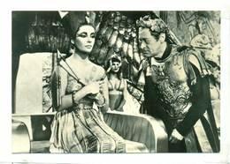 Elizabeth Taylor Rex Harrison Kleopatra Ca 1970 - Schauspieler
