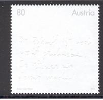 Austria 2016 - The Future Factor Mnh - 1945-.... 2ª República