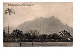 MAURICE . MAURITIUS . LE CLUB DE SAINT-PIERRE ET LA MONTAGNE ORY - Réf. N°21980 - - Mauricio