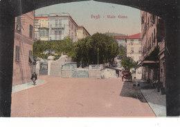 CPA PEGLI (ITALIE) VIALE ELENA - CACHET POSTO RISTORO PEGLI - Altre Città