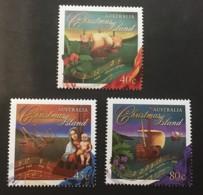 Christmas Island - (0) - 1996 - # 401/403 - Christmaseiland