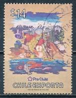 °°° CILE CHILE - Y&T N°570 - 1981 °°° - Cile