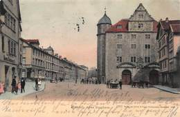 KASSEL CASSEK GERMANY~ALTES ZEUGHAUS~ZEDLER & VOGEL 1901 PHOTO  POSTCARD 40497 - Germany