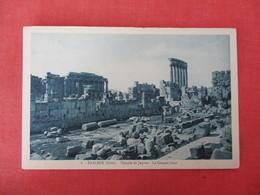 Syria Baalbek      Ref 3325 - Syria