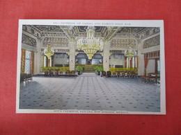 Interior Of Casino & Famous Gold Bar   Tijuana Hot Springs Mexico       Ref 3325 - Mexico