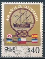 °°° CILE CHILE - Y&T N°737 - 1986 °°° - Cile