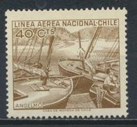 °°° CILE CHILE - Y&T N°226 PA - 1965 MNH °°° - Cile