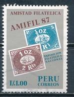 °°° PERU - Y&T N°860 - 1987 °°° - Perù