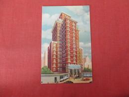 Argentina El Rascaceilos Mas Centrico De Buenos Aires, Claridge Hotel      Ref 3325 - Postcards