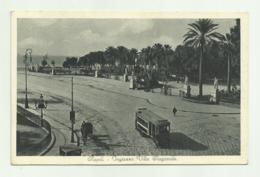NAPOLI - INGRESSO VILLA NAZIONALE  VIAGGIATA FP - Napoli